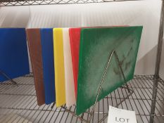 Set of Cutting Board with Stands