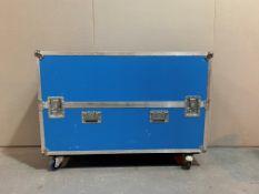 Single Flightcase for Lot 17 - 1360 x 975 x 388mm