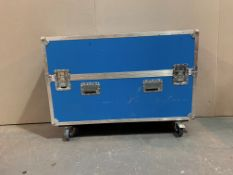 Double Flight case for Lots 29 & 30 - 1228 x 880 x 385mm
