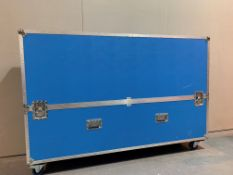 Single Flightcase for Lot 4 - 2000 x 1350 x 440mm