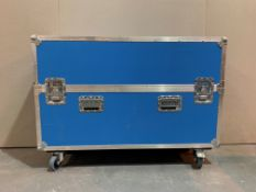 Double Flight case for Lots 27 & 28 - 1228 x 880 x 385mm