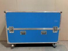 Single Flightcase for Lot 19 - 1410 x 1005 x 385mm.