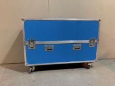 Double Flightcase for Lots 13 & 14 - 1370 x 975 x 395mm