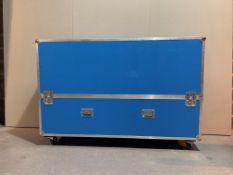 Single Flightcase for Lot 3 - 2000 x 1350 x 440mm