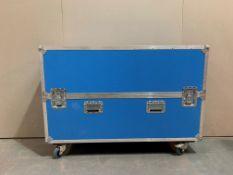Double Flightcase for Lots 15 & 16 - 1360 x 960 x 390mm