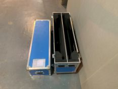 Double Flight case for Lot 22 - 1250 x 890 x 385mm