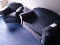 2: 2 Seater Sofa 1: Single Seater Sofa