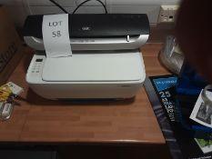 GBC Laminator & HP Deskjet 3636 Printer