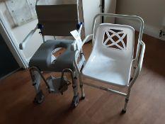 Auqatec Wheelchair & Shower Chair