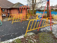 Large Outdoor Disability Multi Swing Equipment (Needs Dismantling)