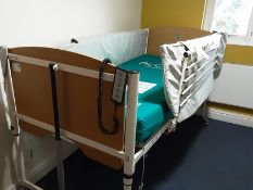 Accora Innovators In Care Single Motorised Bed With Padding