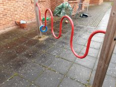 Outdoor Play Equipment (see Pictures) (Needs Dismantling)
