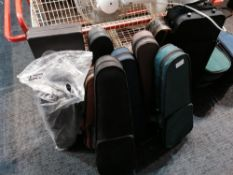 10: Various Empty Violin Cases (Used)