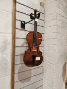 Stentor 1/2 Student Violin Outfit with Case & Bow