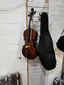 1/4 Cello With Case