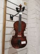 Stentor 1/4 Student Violin Outfit with Case & Bow