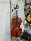 Paganini 4/4 Cello RRP £1495