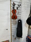 3/4 Violin With Case (Used)