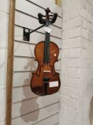 Stentor 1/8 Student Violin Outfit with Case & Bow