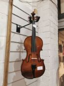 Stentor 3/4 Student Violin Outfit with Case & Bow