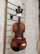 Pia 222 Violin RRP £895