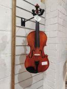 Paganin Violin