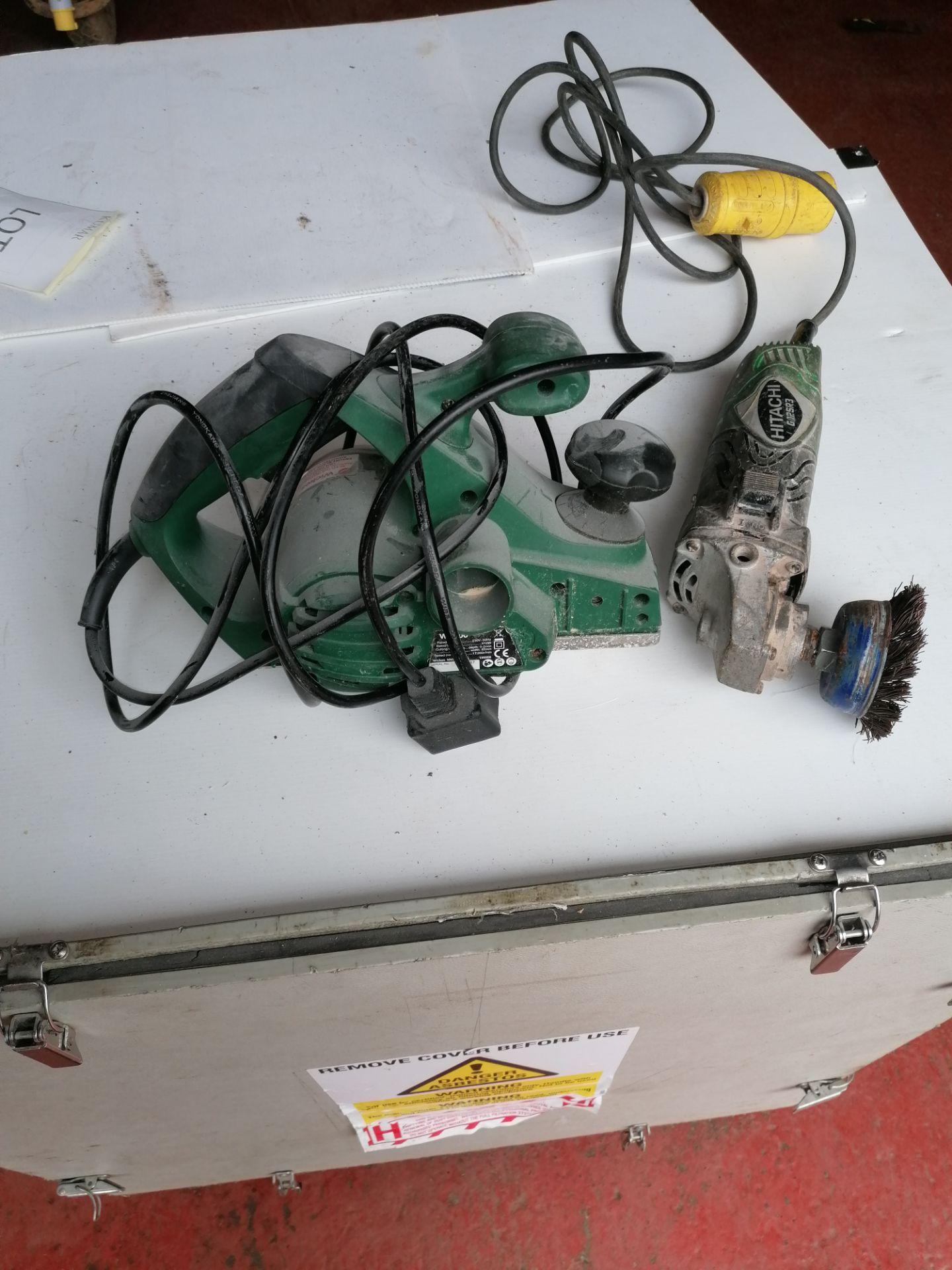 Hitachi Grinder 12SR3 Electric Grinder - Image 6 of 6
