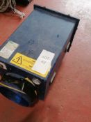 DR5 PNU 2300 Extractor/Filter Unit 110V, Serial No. 1693, (2006)