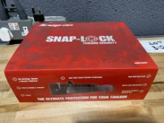Snap-Lock Tool Box Security