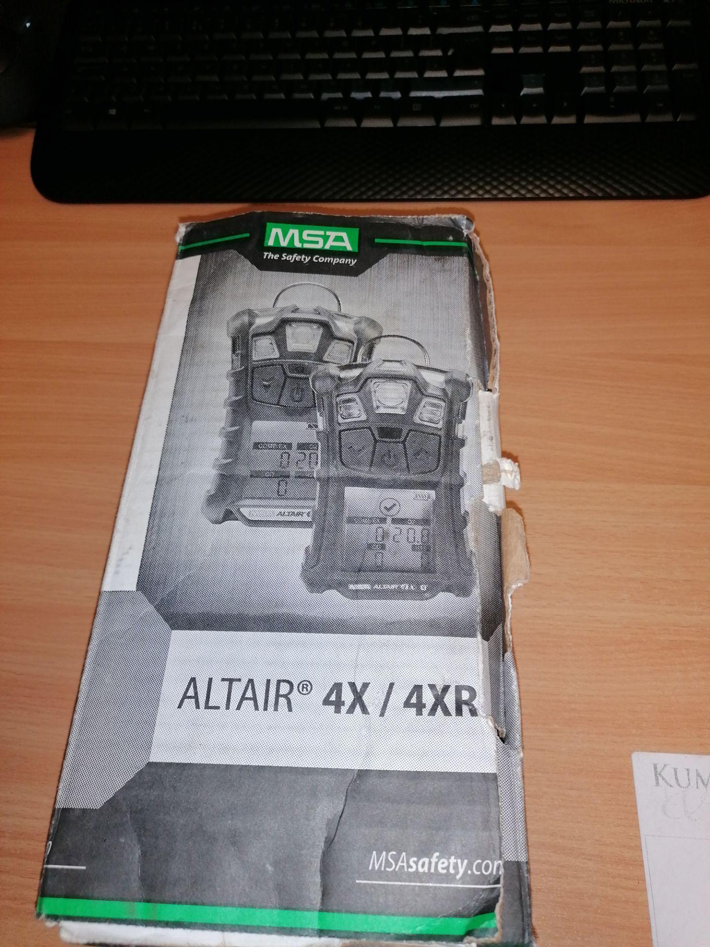 MSA Altair 4 Multi Gas Detector - Image 8 of 8