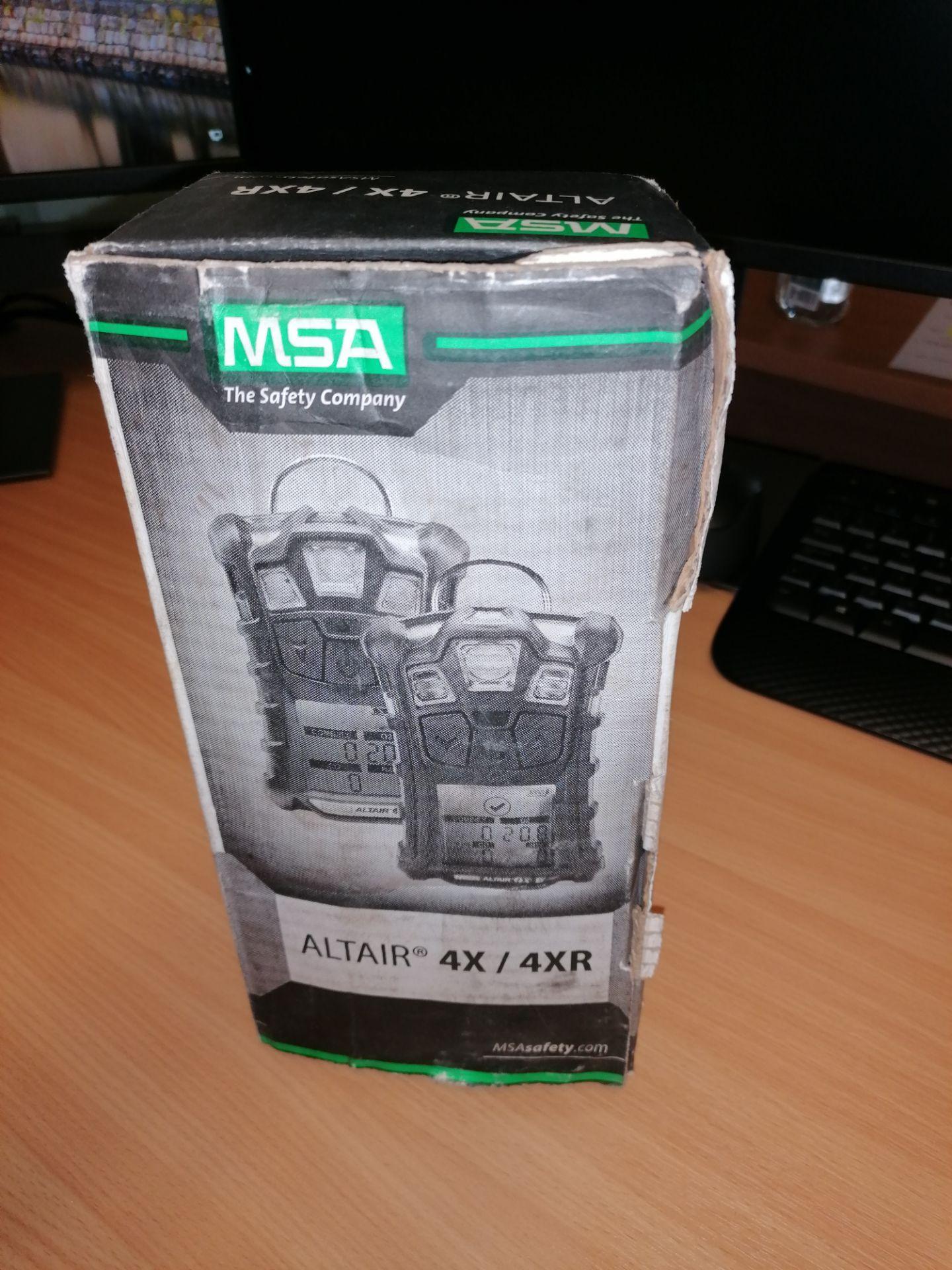 MSA Altair 4 Multi Gas Detector - Image 6 of 6