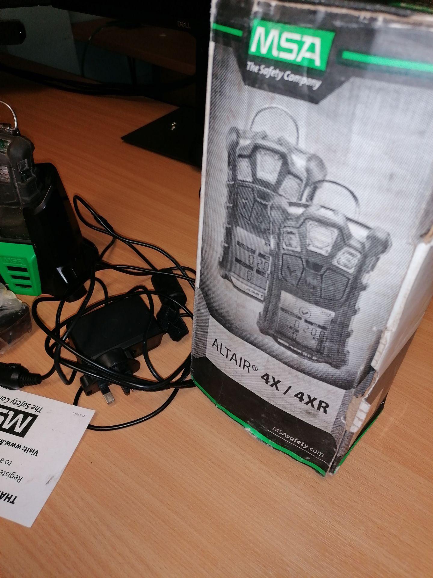 MSA Altair 4 Multi Gas Detector - Image 4 of 6