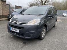 Citroen Berlingo L1 625 Enterprise 75PS, 1,560cc Blue HDI, 5 Speed Manual, Diesel Panel Van,