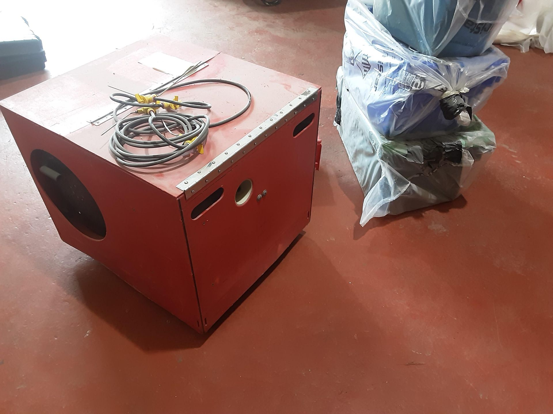 The Red Box Water Injection Machine & Accessories, Serial No. 6062, (2014) - Image 2 of 10