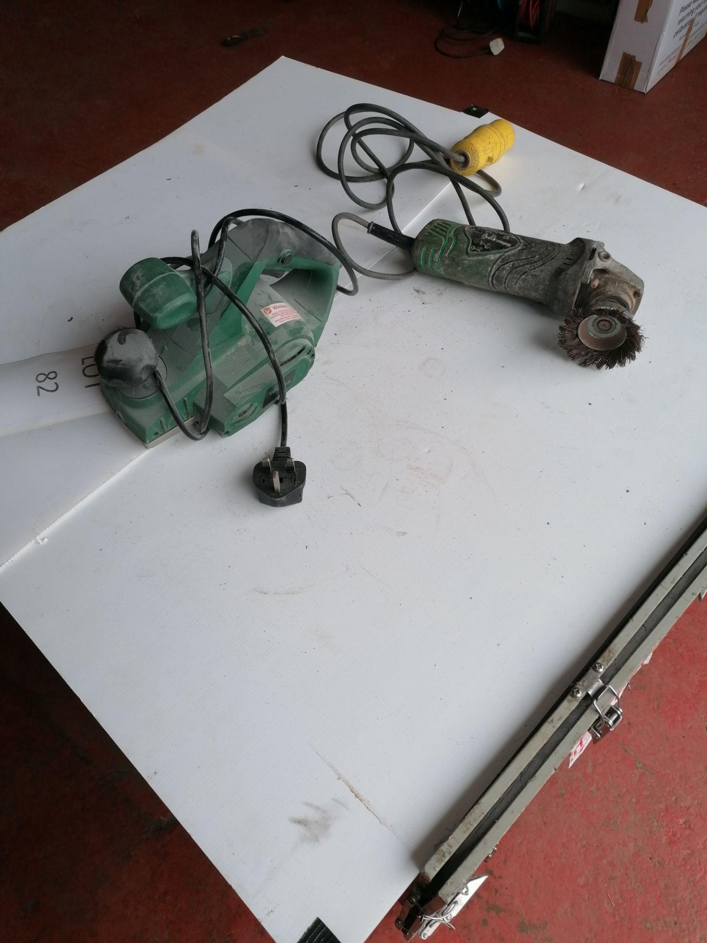 Hitachi Grinder 12SR3 Electric Grinder