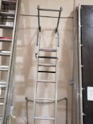 ABRU Aluminium Extendable Roof Ladders
