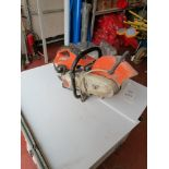 Stihl Petro Cut of Saw TS410