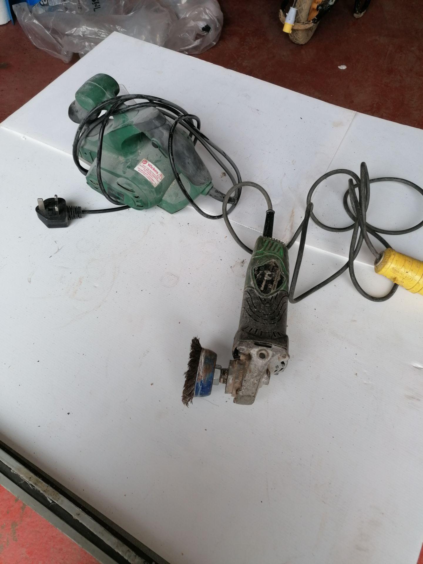 Hitachi Grinder 12SR3 Electric Grinder - Image 2 of 6
