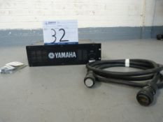 Yamaha PW800W (PW-800W) External Power Supply for the M7CL-48/ES and M7CL-32 Digital Mixing