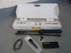 Sennheiser Epack E 835 502518 - e835 Cardioid Microphone, K&M microphone stand, 5 m XLR cable,