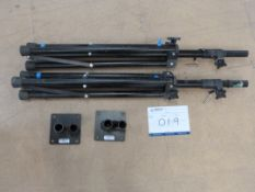 Martin Audio Tripod Kit. Included within Lot 10. If sum of Lots 11-20 is more than Lot 10, will be