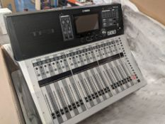 Yamaha TF3 Digital Mixing Console ZG70970. Yamaha Refurbished / Ex Demo. Serial No: BCVN01002