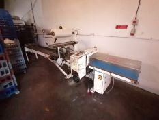 Flow Pack, Flow Packer / Wrapper , Requires attention to sealing head, Serial No. 48773, (12.10.