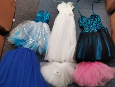 42+ Estimated tutu dresses and skirts various colours-sizesand designs