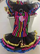17pc x Allsorts tutu with bows - Various sizes