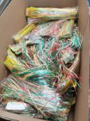 200+ Adults and childrens multi coloured grass skirts