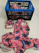 13pc USA dancing dress, Various sizes