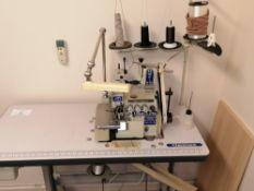 Omnisew Omni-OS-500P Multi application sewing machine , Rolled Hem-Wire Hem-Beaded Edge- Ribbon Edge