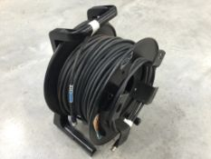 50 meter Vandamme HDSDI Cable on a drum