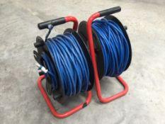 2x Kramer Cat6 Cable Drum 50m